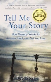 Tell Me Your Story Book Cover